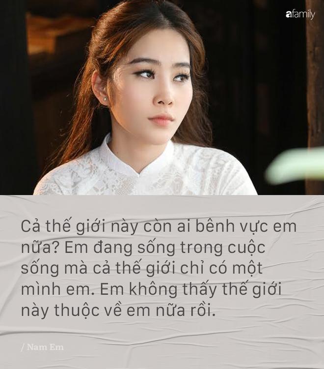 Bi noi 'dau oc co van de', Nam Em khang dinh khong gian va van yeu say dam Truong Giang hinh anh 8