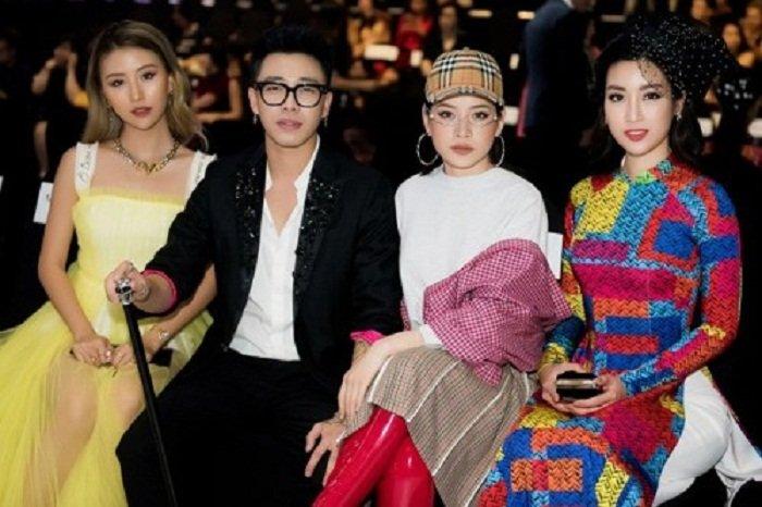 BTC Tuan le thoi trang: Nhieu sao Viet mac lo, thieu van hoa xem show hinh anh 3