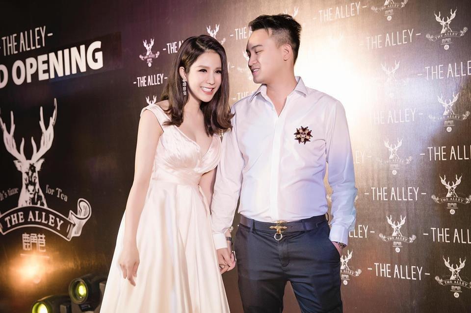 Sau khi ket hon, Diep Lam Anh va chong dai gia se so huu khoi tai san 'khung' the nao? hinh anh 1