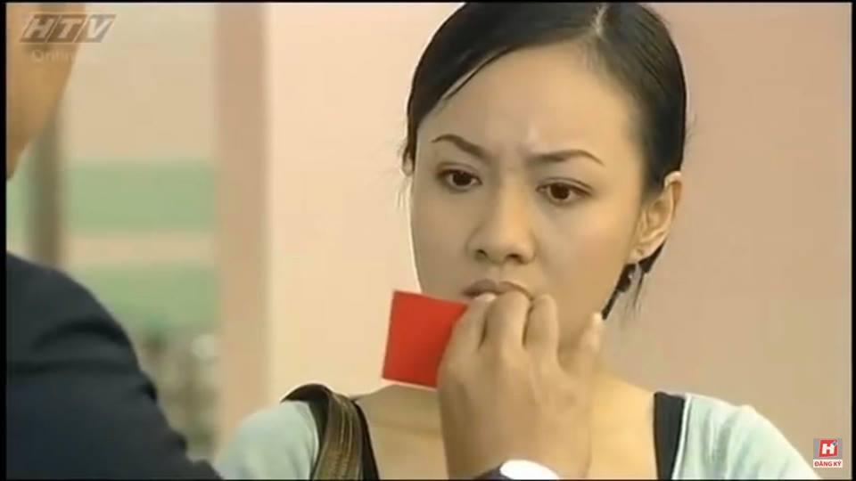 BTV Thoi su Hoai Anh vao vai toi pham ma tuy trong phim dong cung Ly Hung hinh anh 3