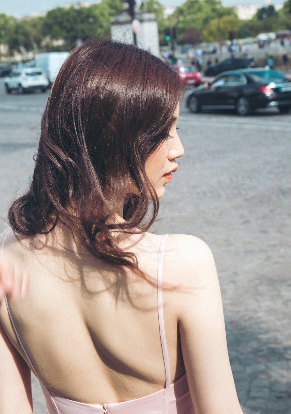 Hoa hau Ao dai 2018 Phi Thuy Linh khoe ong xa doanh nhan dien trai hinh anh 8
