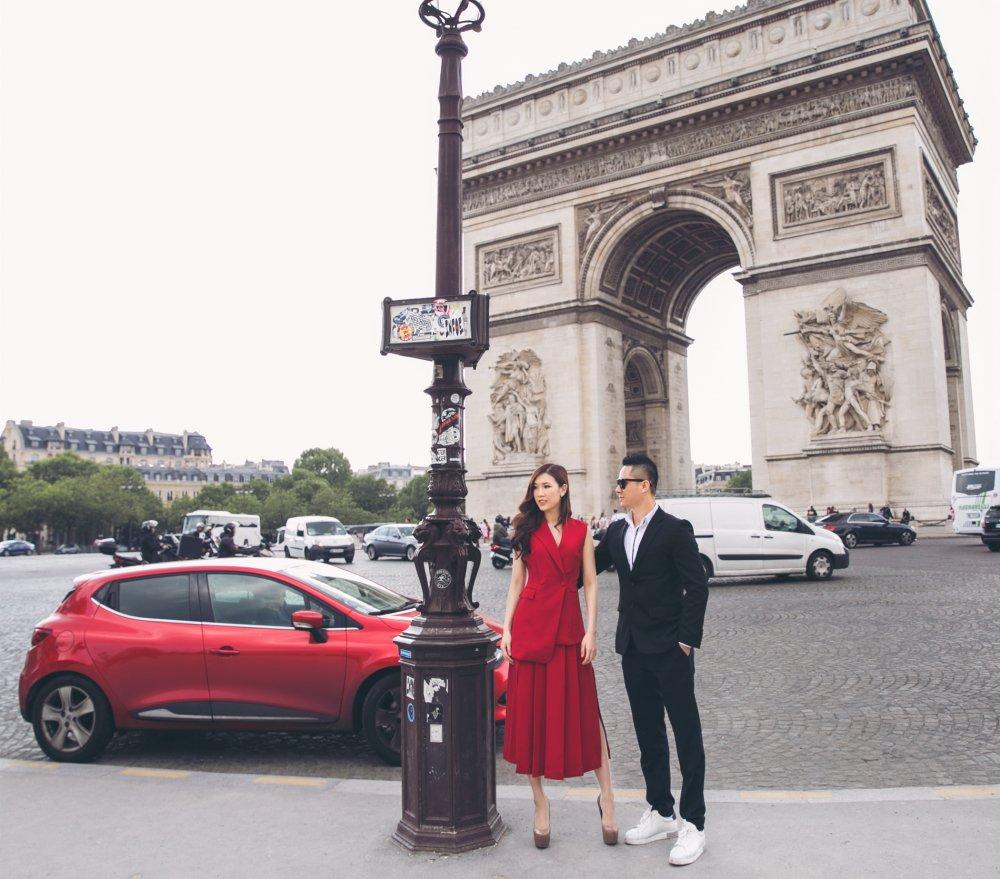 Hoa hau Ao dai 2018 Phi Thuy Linh khoe ong xa doanh nhan dien trai hinh anh 3