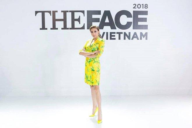 Vo Hoang Yen co phai roi The Face vi thoat vi dia dem? hinh anh 3