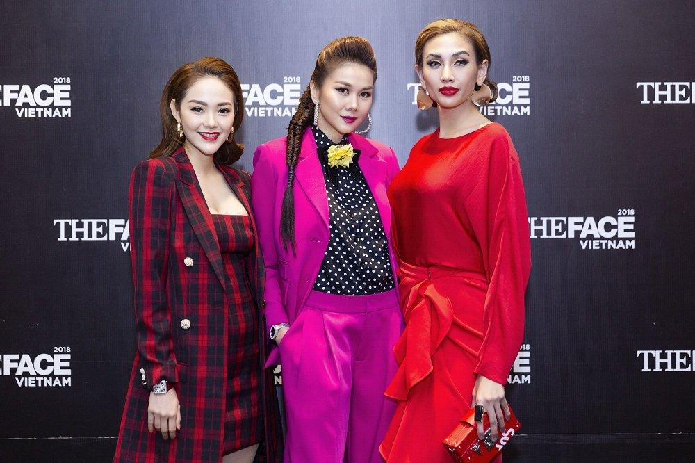'The Face 2018' se la cuoc chien nhu truyen co tich Tam Cam? hinh anh 1
