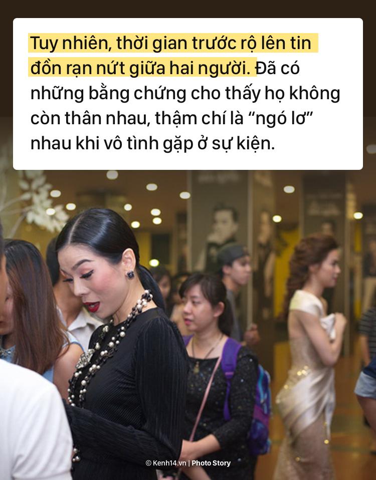 Tu chuyen khoe nhan cua Le Quyen, nhin lai tinh ban da tan vo giua Le Quyen va Ho Ngoc Ha hinh anh 5