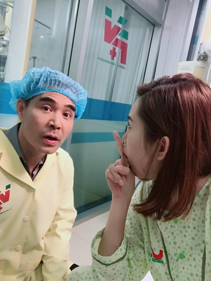 Hau truong vui nhon cua phim 'Gao nep gao te' hinh anh 5