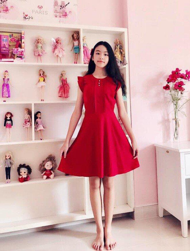 Con gai ruou cua MC Quyen Linh: Cang lon cang xinh, duoc du doan la hoa hau tuong lai hinh anh 11