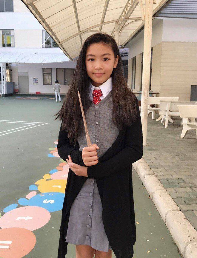 Con gai ruou cua MC Quyen Linh: Cang lon cang xinh, duoc du doan la hoa hau tuong lai hinh anh 3