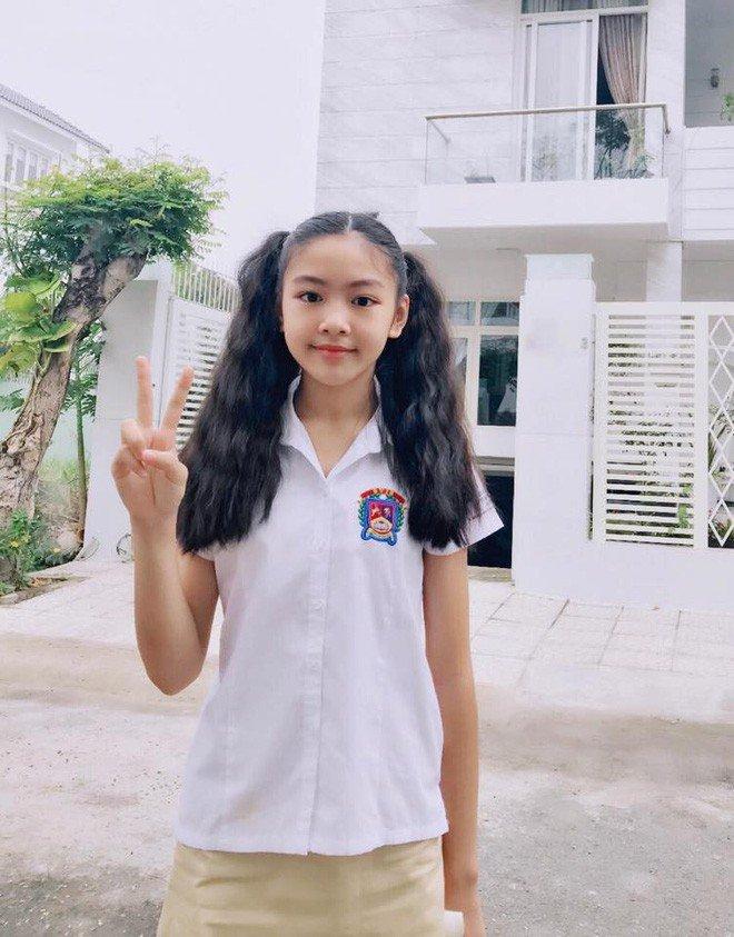 Con gai ruou cua MC Quyen Linh: Cang lon cang xinh, duoc du doan la hoa hau tuong lai hinh anh 4