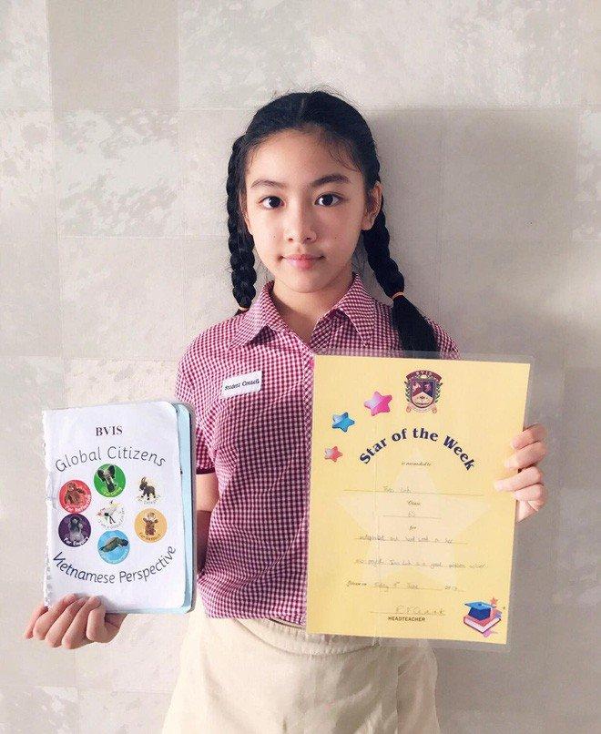 Con gai ruou cua MC Quyen Linh: Cang lon cang xinh, duoc du doan la hoa hau tuong lai hinh anh 8