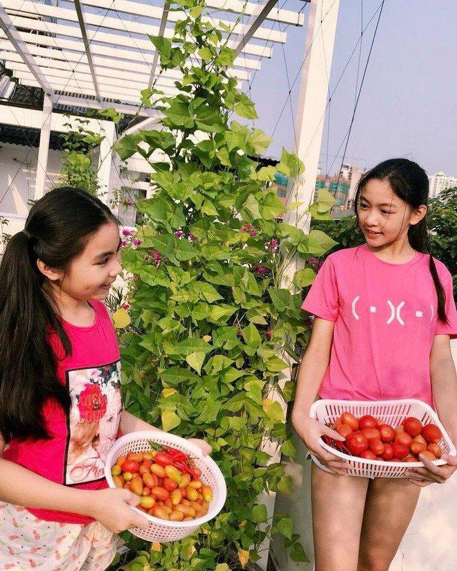Con gai ruou cua MC Quyen Linh: Cang lon cang xinh, duoc du doan la hoa hau tuong lai hinh anh 9
