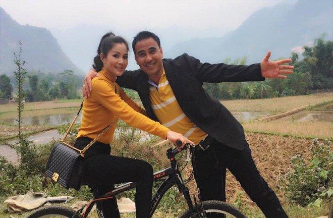 Dieu la doi trong gia dinh MC Quyen Linh: Chong thich dep to ong, vo me hang hieu hinh anh 7