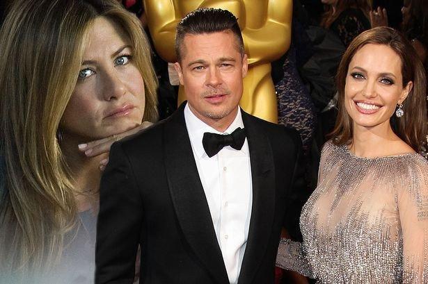 Angelina Jolie khong hoi han ve scandal 'giat' Brad Pitt tu tay Jennifer Aniston? hinh anh 1