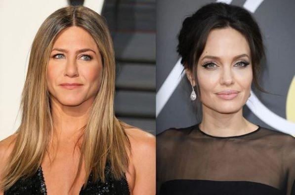Angelina Jolie khong hoi han ve scandal 'giat' Brad Pitt tu tay Jennifer Aniston? hinh anh 2