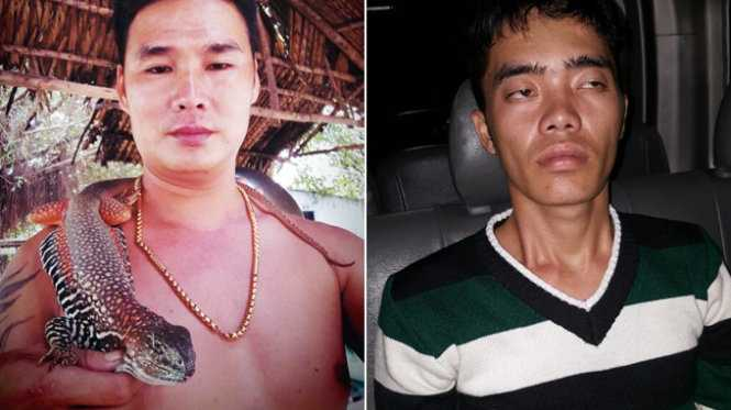 4 ten cuop tiem vang o Tay Ninh bi bat ra sao? hinh anh 1