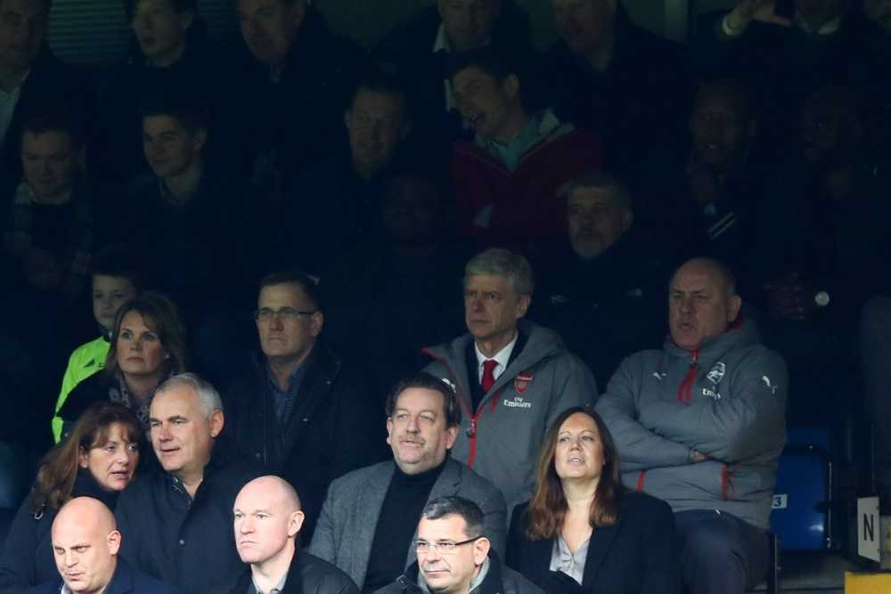 Arsenal: Khong Wenger thi lo, ma giu thi kho hinh anh 1