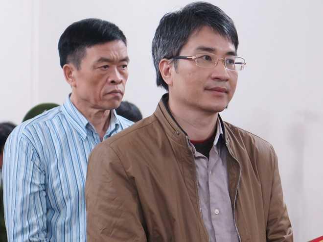 Dai an tham o tai Vinashinlines: Giang Kim Dat va 'sep lon' lanh an tu hinh hinh anh 2