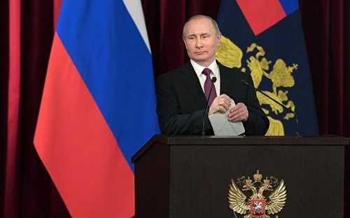 Putin sa thai tuong linh khong ro nguyen nhan hinh anh 1