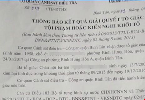 Khoi to vu an nu sinh lop 9 o TP.HCM bi xam hai tinh duc hinh anh 2