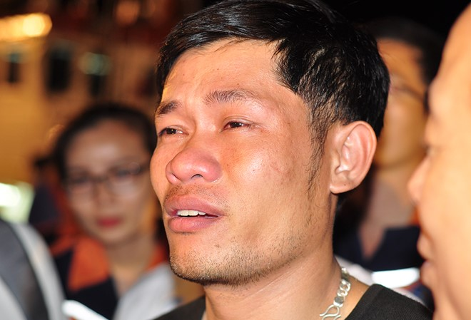 Chim tau Hai Thanh, 9 nguoi mat tich: Nhieu kha nang thuyen vien chim theo tau hinh anh 3