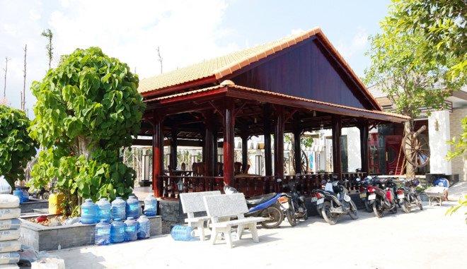 Phat tong giam doc xay biet thu khong phep o Soc Trang tren 6 trieu dong hinh anh 1
