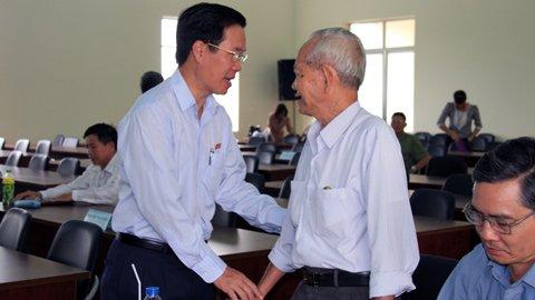 Ong Vo Van Thuong: Khong de xay ra mau thuan giua dan va chinh quyen hinh anh 1