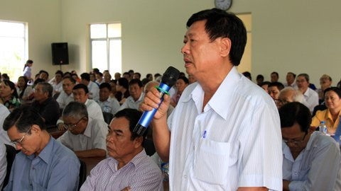 Ong Vo Van Thuong: Khong de xay ra mau thuan giua dan va chinh quyen hinh anh 2