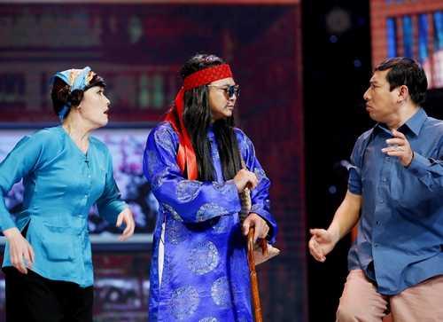 Quang Thang: 'Co khi cat-xe khong du do xang' hinh anh 3