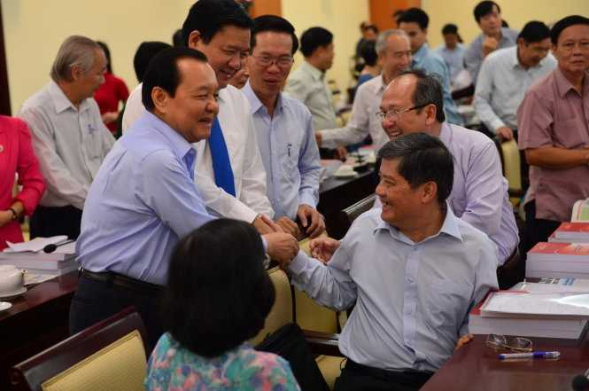 Bi thu Thang: 'Truy lung te nan tham nhung den cung' hinh anh 1