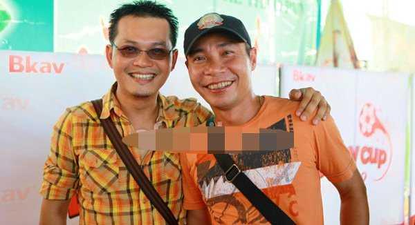 Khong the tin day la dien vien Trung Hieu va Cong Ly hinh anh 9