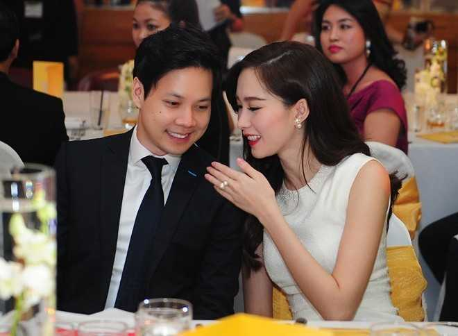 Ban trai phong do cua Hoa hau Thu Thao, Ky Duyen hinh anh 1