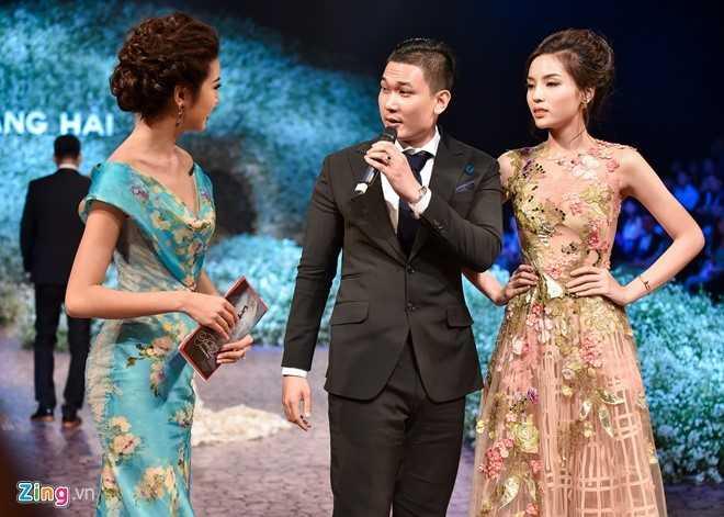 Ban trai phong do cua Hoa hau Thu Thao, Ky Duyen hinh anh 4