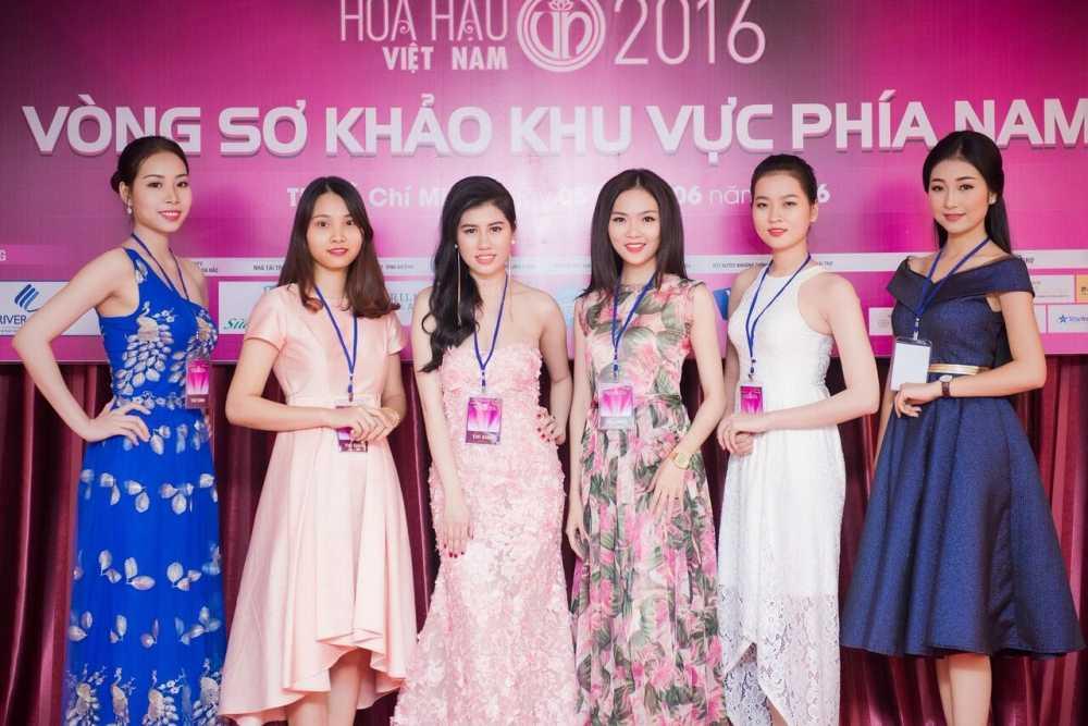 Hoa khoi Nam Em bo thi Hoa hau Viet Nam 2016 hinh anh 4