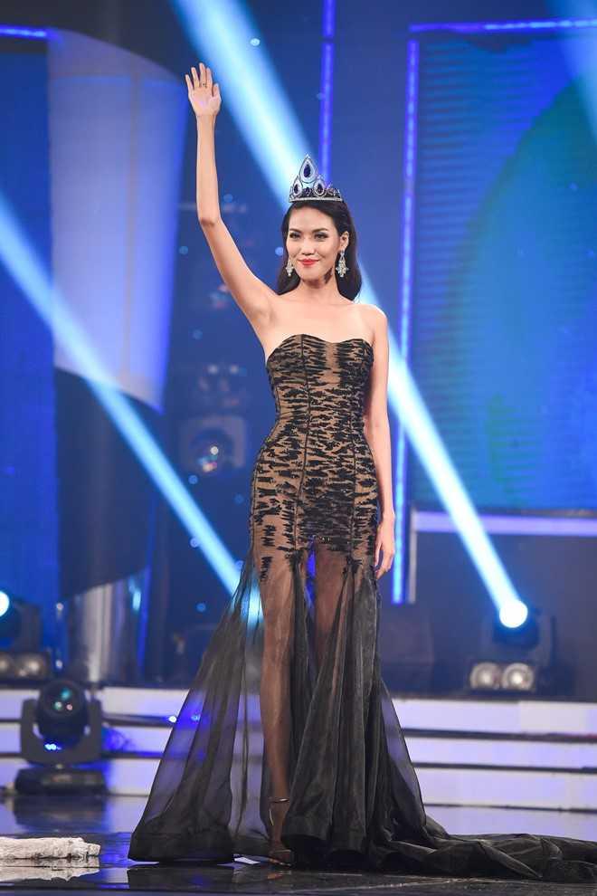 Truong Thi Dieu Ngoc dang quang Hoa khoi Ao dai Viet Nam 2016 hinh anh 6