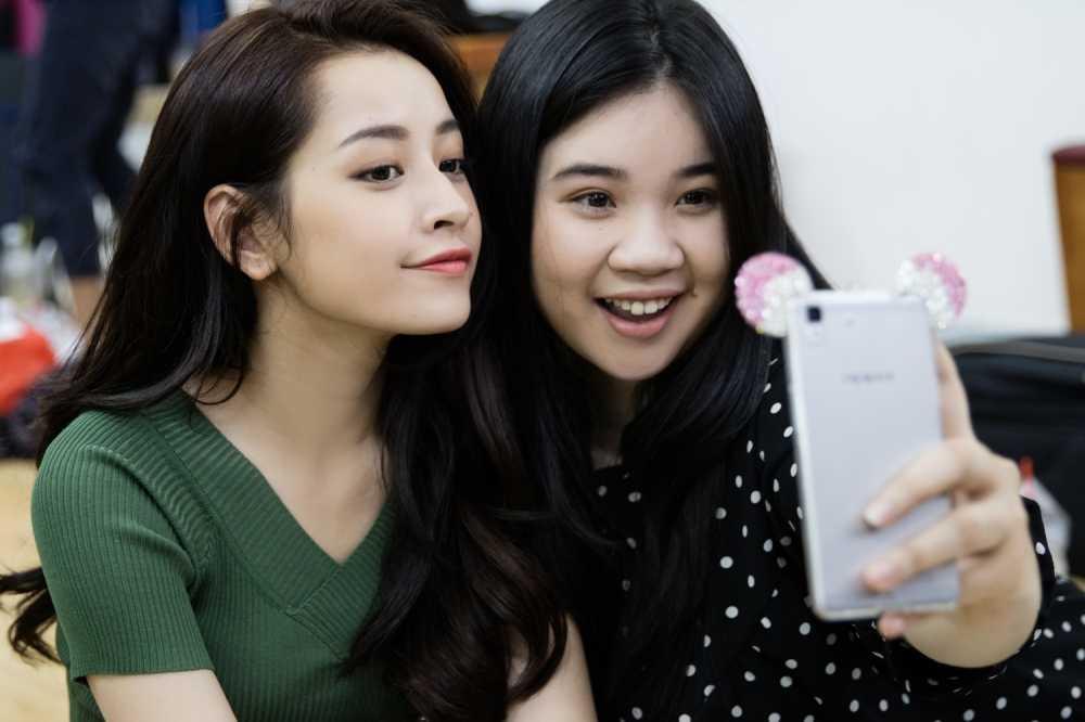 'Hoang tu son ca' Quang Vinh tai xuat, dong phim cung Chi Pu hinh anh 3