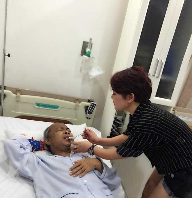 'Lao Quenh' Han Van Tinh khoc hoi 'khong biet con duoc bao lau nua' hinh anh 1