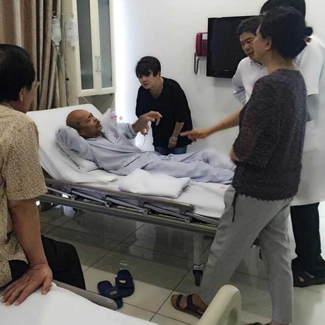 'Lao Quenh' Han Van Tinh khoc hoi 'khong biet con duoc bao lau nua' hinh anh 2