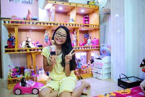 Phuong My Chi: An mac sanh dieu, o nha sang, hoc truong quoc te hinh anh 7