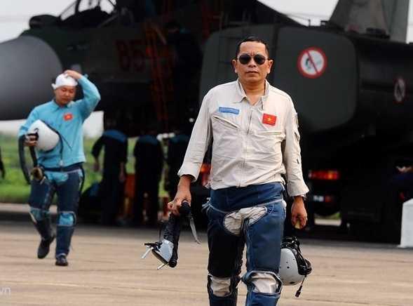 Tim thay thi the phi cong Tran Quang Khai hinh anh 1