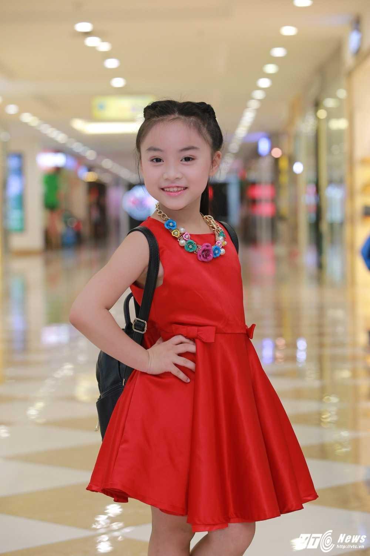 'Co Dau' Cong Ly khoe con gai nuoi dieu da hinh anh 2