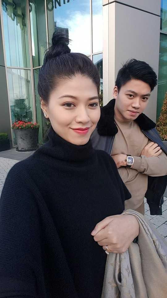 'Moi nguoi tu gan ghep Tu Anh va em trai MC Ngoc Trinh' hinh anh 1