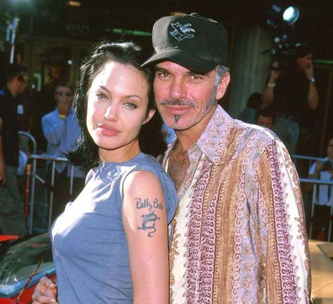 Danh sach nguoi tinh cua Angelina Jolie truoc Brad Pitt hinh anh 6
