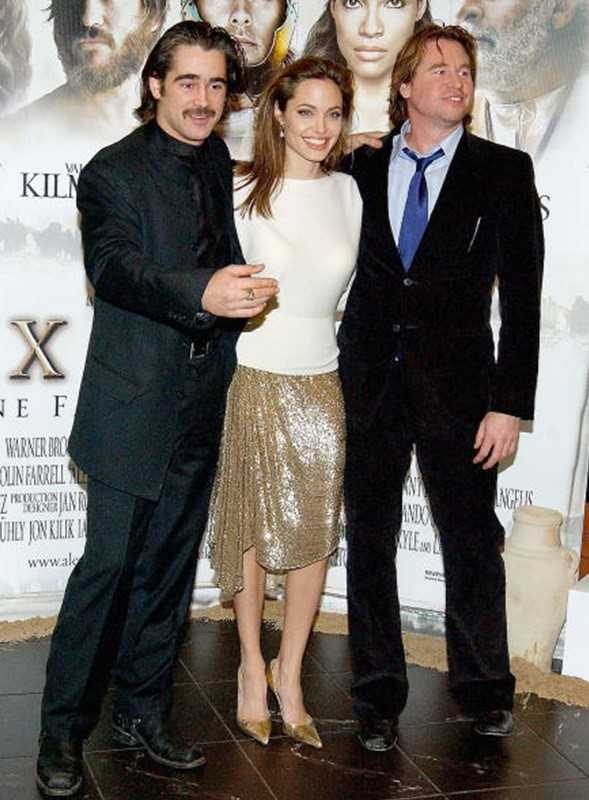 Danh sach nguoi tinh cua Angelina Jolie truoc Brad Pitt hinh anh 8