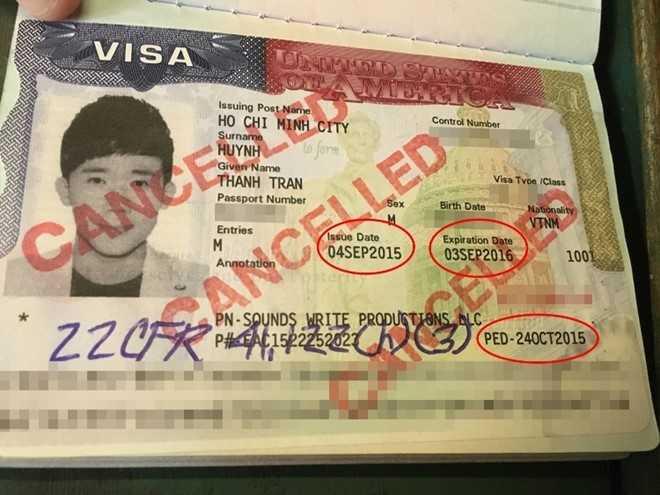 Khong co sai sot trong visa, tai sao Tran Thanh van bi giam suot 24 tieng? hinh anh 1