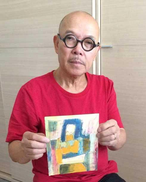 Hoa si Thanh Chuong suyt bi hanh hung o cuoc hop tham dinh tranh hinh anh 1