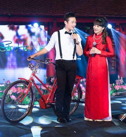 MC Anh Tuan: Dao hoa cung la mot may man hinh anh 3