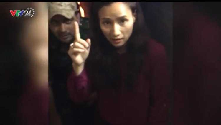 Dan mang 'day song' voi 'Ky su Syria' tren VTV cua nha bao Le Binh hinh anh 1