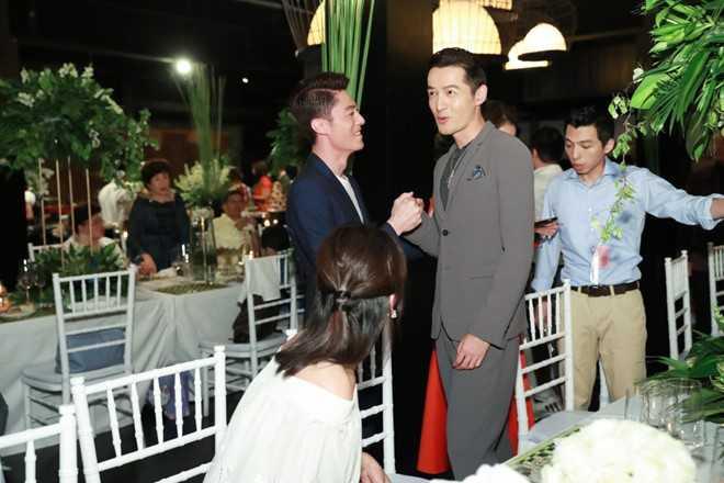 'Ban, thu' trong showbiz Hoa ngu tai dam cuoi Lam Tam Nhu hinh anh 13