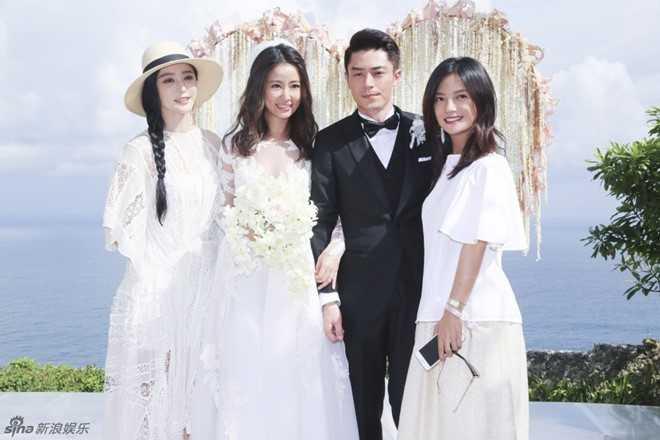 'Ban, thu' trong showbiz Hoa ngu tai dam cuoi Lam Tam Nhu hinh anh 14