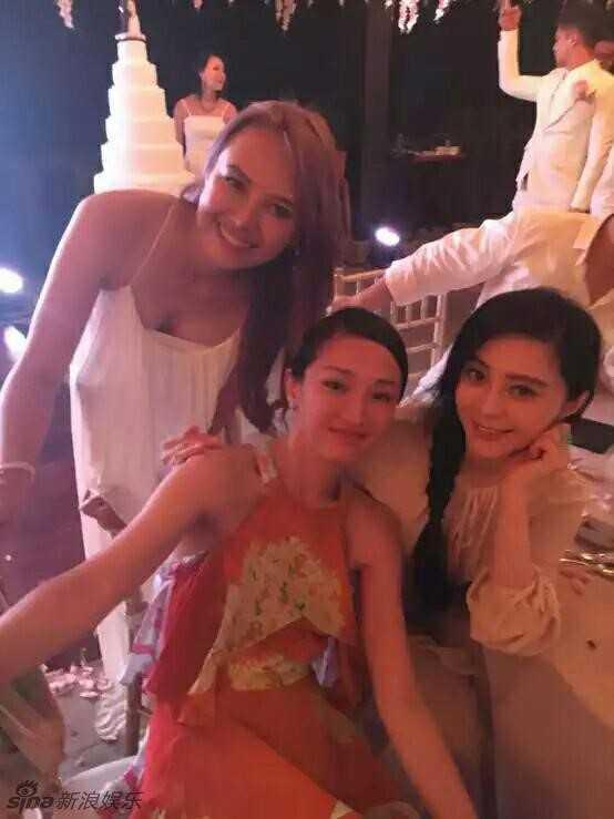 'Ban, thu' trong showbiz Hoa ngu tai dam cuoi Lam Tam Nhu hinh anh 7